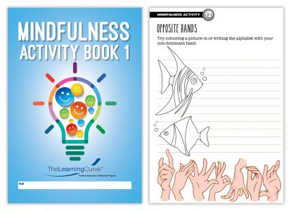 2019 Learning Curve Mindfulness Activity Book 1
