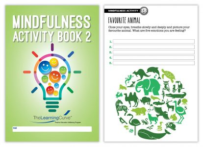 2019 Learning Curve Mindfulness Activity Book 2