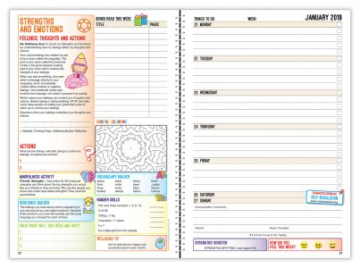 2019 Learning Curve PRIMARY Planner